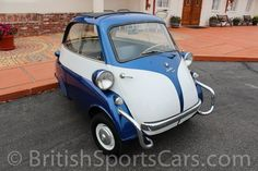 1958 BMW Isetta 300   British Sports Cars  San Luis Obispo  CA  93401