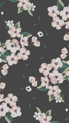 New Apple Watch Wallpaper Quotes Rose Gold Ideas Floral Wallpaper Iphone, Iphone Background Wallpaper, Cute Wallpaper For Phone, Love Wallpaper, Cellphone Wallpaper, Aesthetic Iphone Wallpaper, Pattern Wallpaper, Aesthetic Wallpapers, Wallpaper Quotes