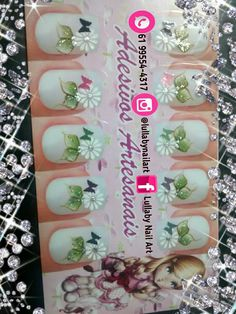 Personalized Items, Nail Jewels, Jewels