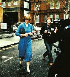 Untitled | by the Waxbitch® Lady Diana Spencer and the Paparazzi