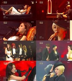 T-ara's Eunjung and Hyomin become sexy trot singers on 'Immortal Song 2' | http://www.allkpop.com/article/2013/12/t-aras-eunjung-and-hyomin-become-sexy-trot-singers-on-immortal-song-2