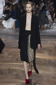 Christian Dior Haute couture Spring/Summer 2016 Fashion Show