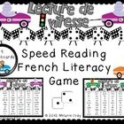 Get Ready to Read! Practice reading beginner French words with this fun dice game.  $