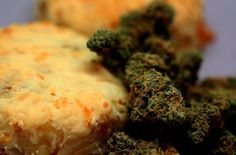 Have you ever had sweet potato biscuits? They are simply delicious. They can even be made with marijuana butter and taste just as divine and you can get a fun high. They are lovely treats …