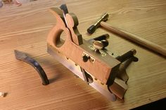 Building a Bridle Plough Plane
