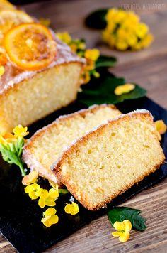 Lemon & Orange pound cake de El rincón de Bea, delicias para compartir