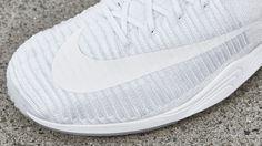 """Nike Zoom Mercurial Flyknit """"White"""" (Release Date) - EU Kicks: Sneaker Magazine"""