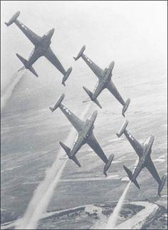Minute Men F-80C Shooting Stars