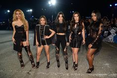 Pin for Later: It's Worth It to Watch Fifth Harmony's Red Carpet Performance at the MTV EMAs