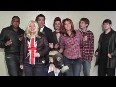 """Doctor Who - """"Time Lines"""" (Blurred Lines Parody). Fun little fan-made video!"""
