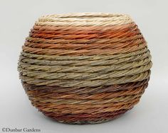 """""""Sorted Out"""" willow basket by Katherine Lewis"""