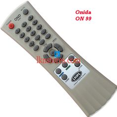 Buy remote suitable for Onida TV Model: OND 99 at lowest price at LKNstores.com. Online's Prestigious buyers store.