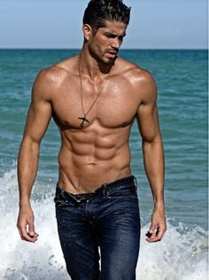 sexy men in jeans Male Model Photos, Top Male Models, Le Male, Shirtless Men, Male Physique, Male Body, Gorgeous Men, Simply Beautiful, Hot Guys