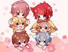 画像 Kawaii Chibi, Cute Chibi, Anime Chibi, Kawaii Anime, Tracing Art, Kawaii Stickers, Angel Of Death, Cute Anime Couples, Manga Games
