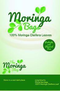 Moringa Tea Bags