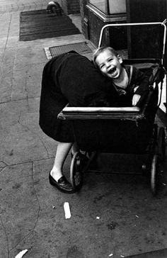 Cultura Inquieta - Fotografías callejeras de Helen Levitt