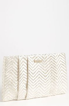 kate spade new york 'wedding belles - april' clutch available at #Nordstrom  #Nordstromweddings