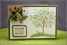 Stampin' Up Baum der Freundschaft, Gute Besserung Karte