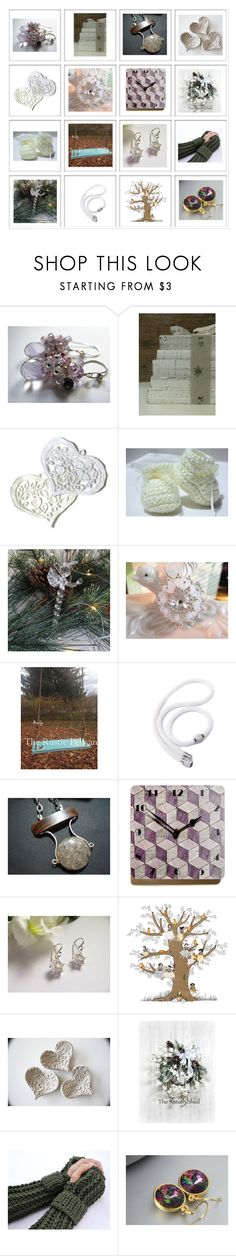 """Lovely gifts"" by keepsakedesignbycmm ❤ liked on Polyvore featuring jewelry, accessories and decor"