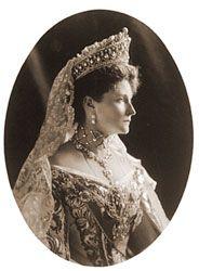romanov jewels | ... Duchesses, 1913, taken for the Romanov Tercentenary Celebrations