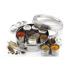 Spice Box | Healthy Indian Recipes