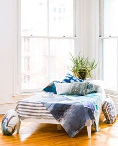 The Coziest Secret To Living Like An Adult #refinery29  http://www.refinery29.com/easy-bedroom-hacks
