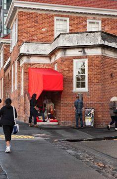 街角階梯電影院 讓人重新思考人與街道的關係、與人互動