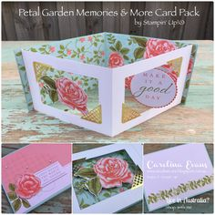 Carolina Evans - Stampin' Up! Demonstrator, Melbourne Australia: Crazy Crafters Blog Hop - Special Guest Jay Sorian...