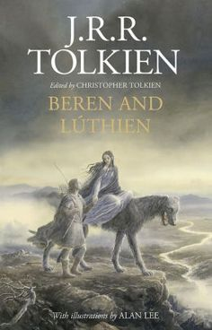The official Tolkien calendar, this year containing 12 of the finest watercolours by Alan Lee, selected from BEREN AND LUTHIEN by J. Tolkien and other works Alan Lee, Jrr Tolkien, Tolkien Books, Elfa, Aragorn Et Arwen, Batalha Do Somme, Good Books, Books To Read, Children's Books