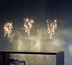 #lighting #celling_lamp #interior #design  Светильник  потолочный подвесной Ochre Seed Cloud, OSR18