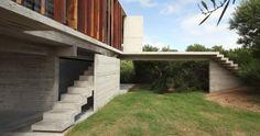 Building: Costa Esmeralda House  Architect: BAK Arquitectos