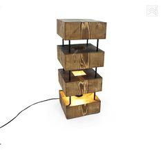 Lampa-3 - Architektura Ekologiczna Meble I Akcesoria z Drewna Litego