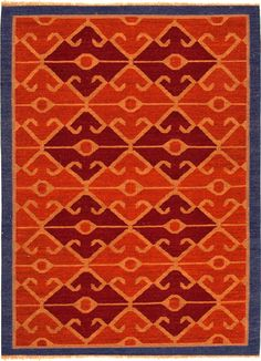 Jaipur Anatolia Sultan 5 in. W x 8 in. L Flat Weave Tribal Wool Handmade Rug in Red Oxide Offer Stores Jaipur Rugs, Clearance Rugs, Drop Cloth Curtains, Wool Carpet, Rugs Usa, Tribal Rug, Contemporary Rugs, Accent Rugs, Rugs Online
