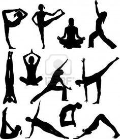 Google Image Result for http://us.123rf.com/400wm/400/400/nebojsa78/nebojsa780906/nebojsa78090600055/5022320-yoga-poses-collection--vector.jpg