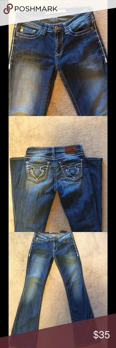 Big star vintage jeans Boot cut jeans Big Star Jeans Boot Cut