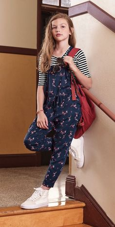 Cute overall outfits, cute winter outfits, cute girl outfits, kids outf Cute Overall Outfits, Cute Winter Outfits, Casual Work Outfits, Cute Girl Outfits, Cool Outfits, Summer Outfits, Preteen Girls Fashion, Tween Girls, Toddler Girls
