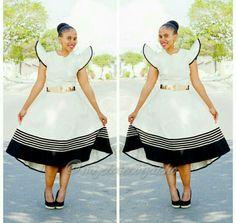 #Xhosa #umbhaco #mordenxhosatraditionalwear