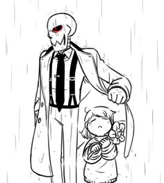 Cannot get the precious goods wet! Good ol' tsundere UF!Papyrus…
