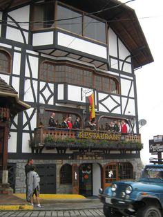 Colonia Tovar/German Colony (Aragua/Venezuela)