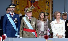 Juan Carlos I - Royal Watch