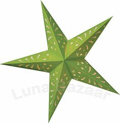 awesome paper star