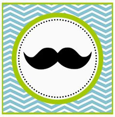 Little Men Free Printables. Little Man Birthday Party Ideas, Little Man Party, Baby Shower For Men, Baby Shower Themes, Ballerina Birthday Parties, Baby Birthday, Stickers Kawaii, Baby Shower Cupcake Toppers, Mustache Party
