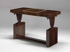 VMFA Vase Table (Bureau Vases Cabanel) by Émile-Jacques Ruhlmann