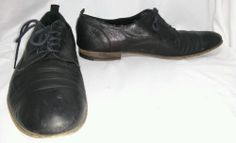 MARC JACOBS men's size 9 leather lace ups #MarcJacobs #Oxfords