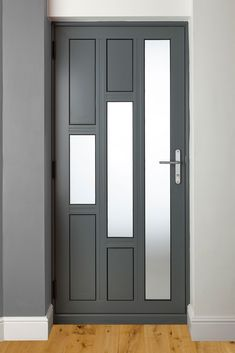 Aluminium Door frame and Stacking doors offer two door panels in which one is fixed and the other one is moving. Wooden Front Door Design, Door Gate Design, Room Door Design, Door Design Interior, Wooden Doors, House Design, Design Shop, Front Design, Aluminium Doors Prices