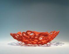 AreaNeo | Gaetano Pesce bowl model spaghetti, limited edition for Fish Design