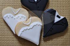 Reminder cookies for weddings - Galletas para bodas, regalos, recordatorios