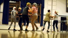 """Denver Swing Project presents a fun side project Music Video of Whitey's Lindy Hopper's popular """"California Routine"""" - a Lindy Hop routine shown in the movie..."""