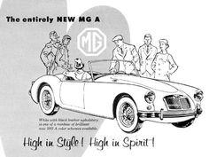 MGA Advertisement