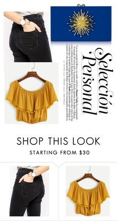 """""""Selección Personal"""" by aljuha ❤ liked on Polyvore featuring ASOS and Charlotte Olympia"""